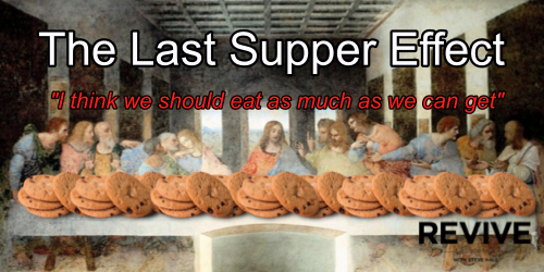 last supper effect