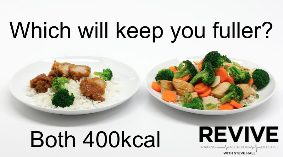 Foods To Keep You Full While Dieting