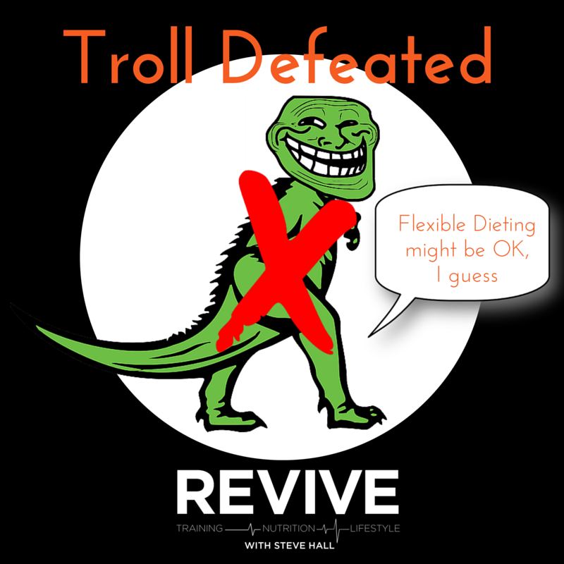 Troll Defeated