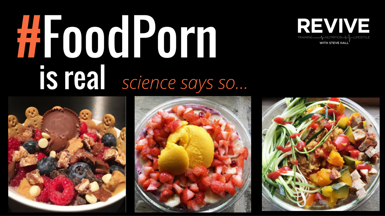 Food Porn Is Real Science Says So Revive Stronger