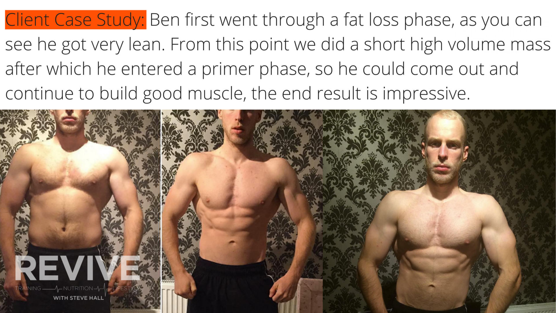 How to Train: Prime for Muscle Growth – Revive Stronger