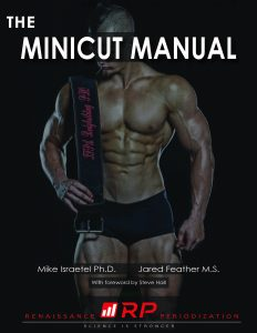 The Mini Cut Manual – Revive Stronger