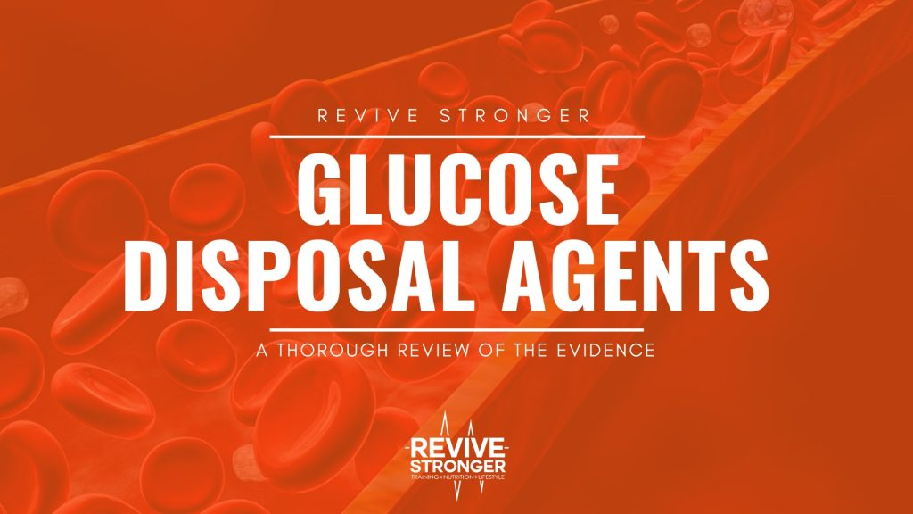 Glucose Disposal Agents